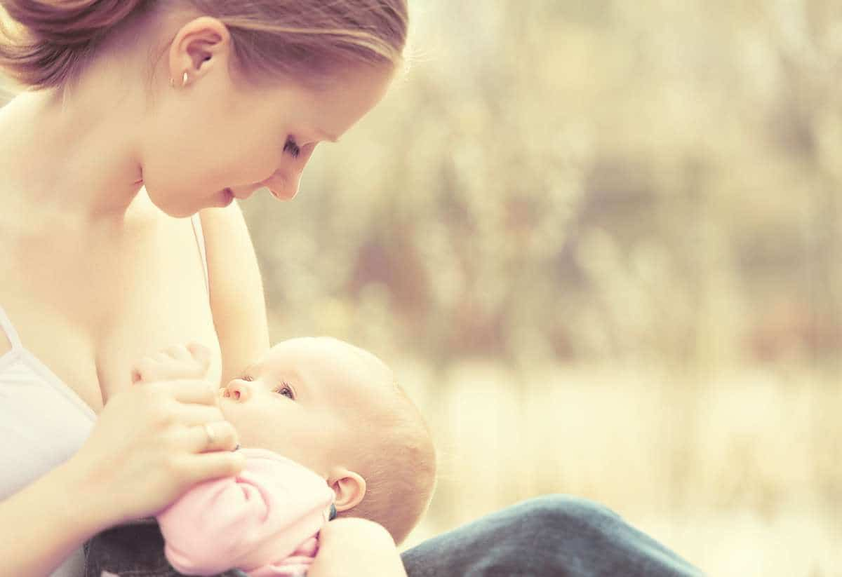 belleza y embarazo - cuidado de mamas