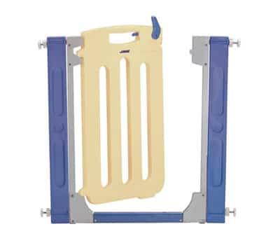 Modelo de barrera de seguridad para puertas