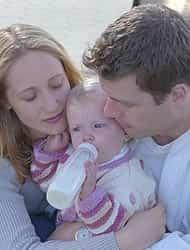 La relación de pareja tras el nacimiento del bebé
