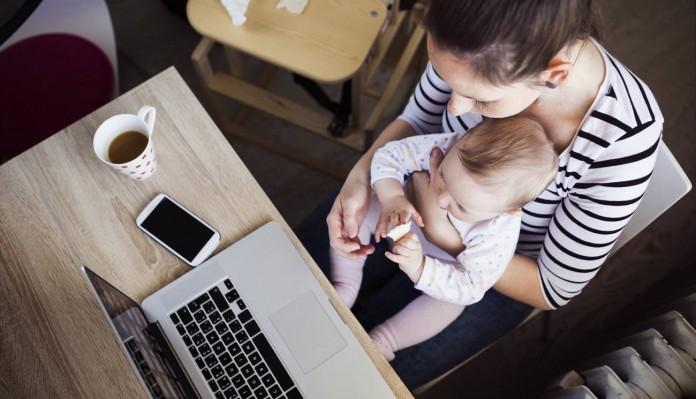 incorporarse al trabajo después de la maternidad