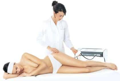 Tratamiento con mesoterapia