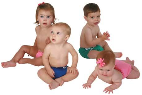 La gastroenteritis en los bebés