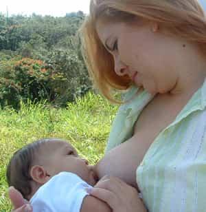 Lactancia materna y primeros dientes
