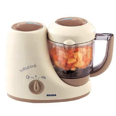 Robot de cocina Babycook Caramelo