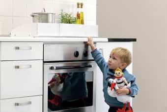 Prevención de accidentes en la cocina