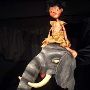 Representaciones teatrales para niños