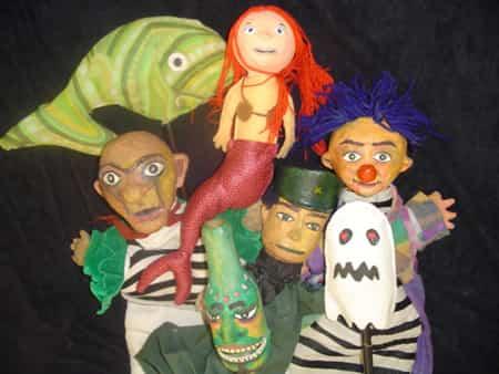 Titeres y marionetas