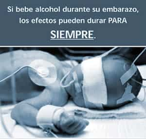 Alcohol en el embarazo
