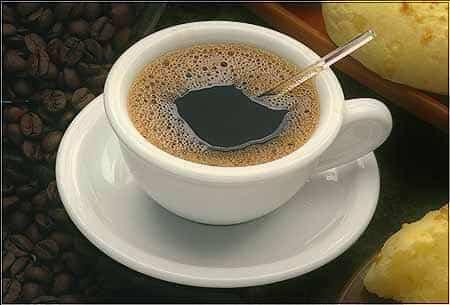Ingesta de café durante el embarazo