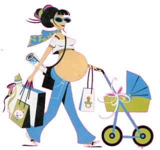 embarazadacochecioto