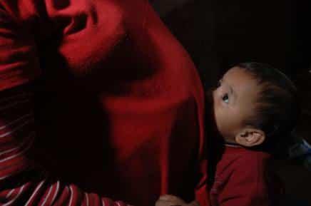 Transmisión vertical madre-hijo