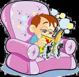 niiita leyendo