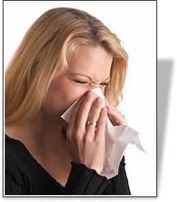 alergia embarazos