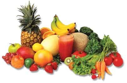 frutas embarazo