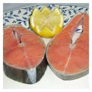 rodajas salmon