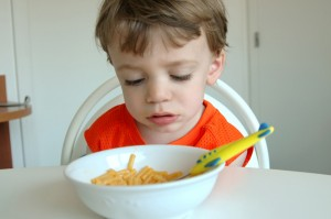 toddler dissapointed at food1