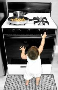 cuidados cocina
