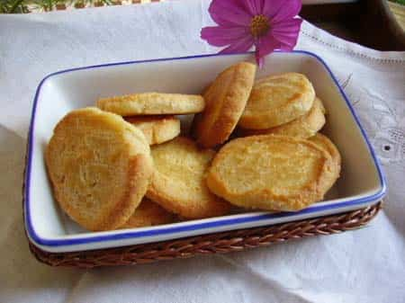 galletitas de quesoo