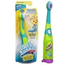 cepillo de dientes musicales