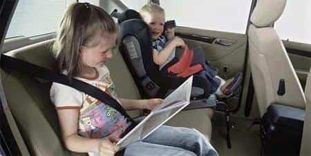 proteccion en el coche
