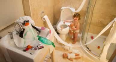 seguridad infantil cuarto bano