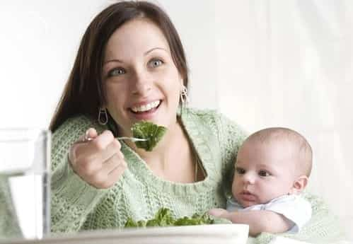 mama comiendo sano1
