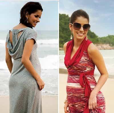 tendencia moda embarazadas
