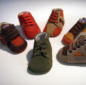 zapato niños