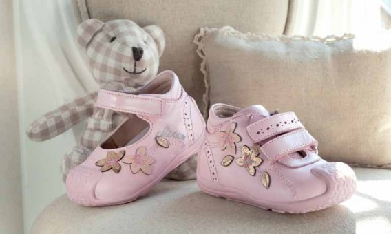 zapatos rosa