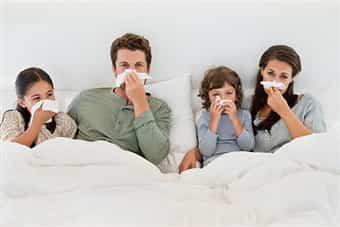 Gripe y embarazo