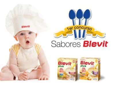 Concurso de sabores Blevit, para bebés gourmet