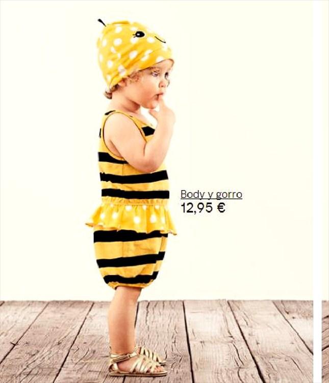 ropa para bebés