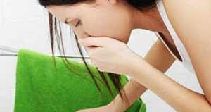 nauseas durante el embarazo