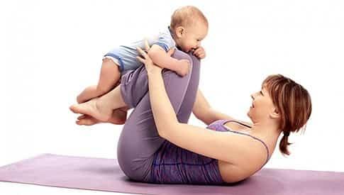 adegazar durante el embarazo haciendo ejercicio