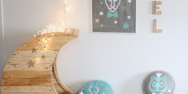 Decoración infantil: 3 Divertidas cunas para crear en casa