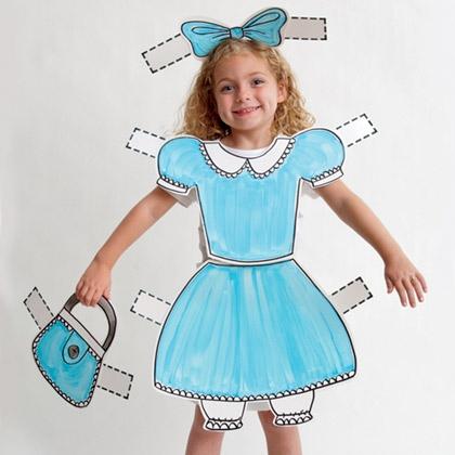 Disfraz infantil