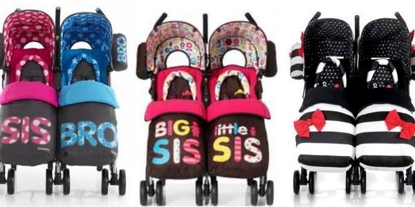 Tutorial de carritos de bebé y sillas de paseo para primerizas