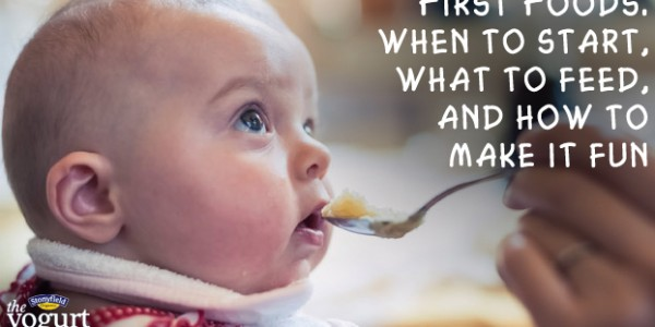 Bebés: Cuándo comenzar con alimentos sólidos