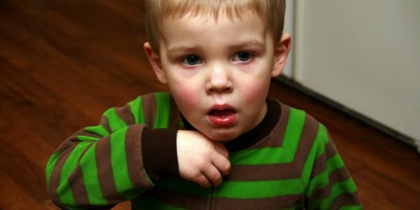 Cómo prevenir la tos nocturna en bebés