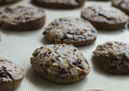 Galletas de chocolate sin gluten ¡Receta fácil y rica!