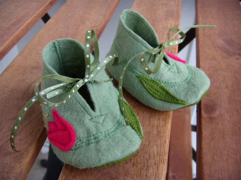 patucos verdes