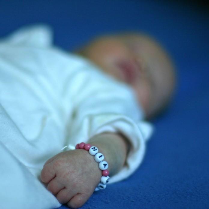 pulsera bebe
