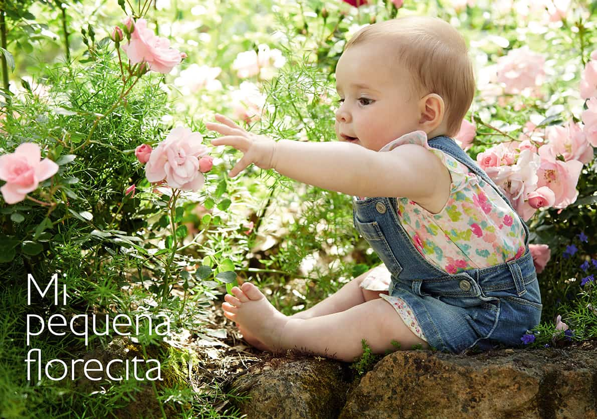 Colección Benetton Baby para primavera 2015