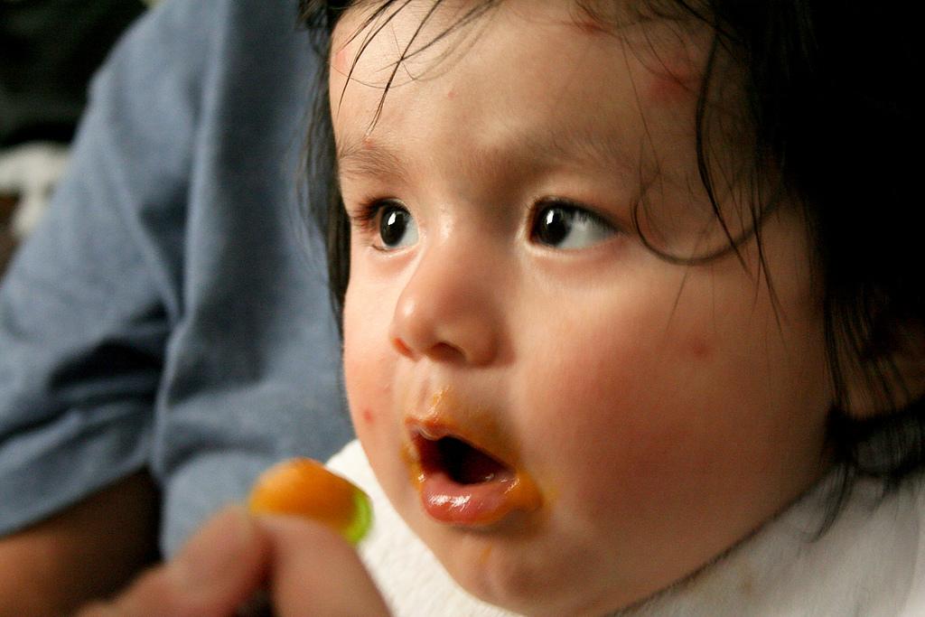 Patrones alimentarios en el bebé que debes conocer