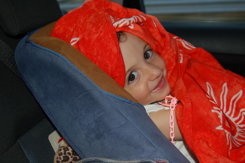 Ideas viajar en coche con niños
