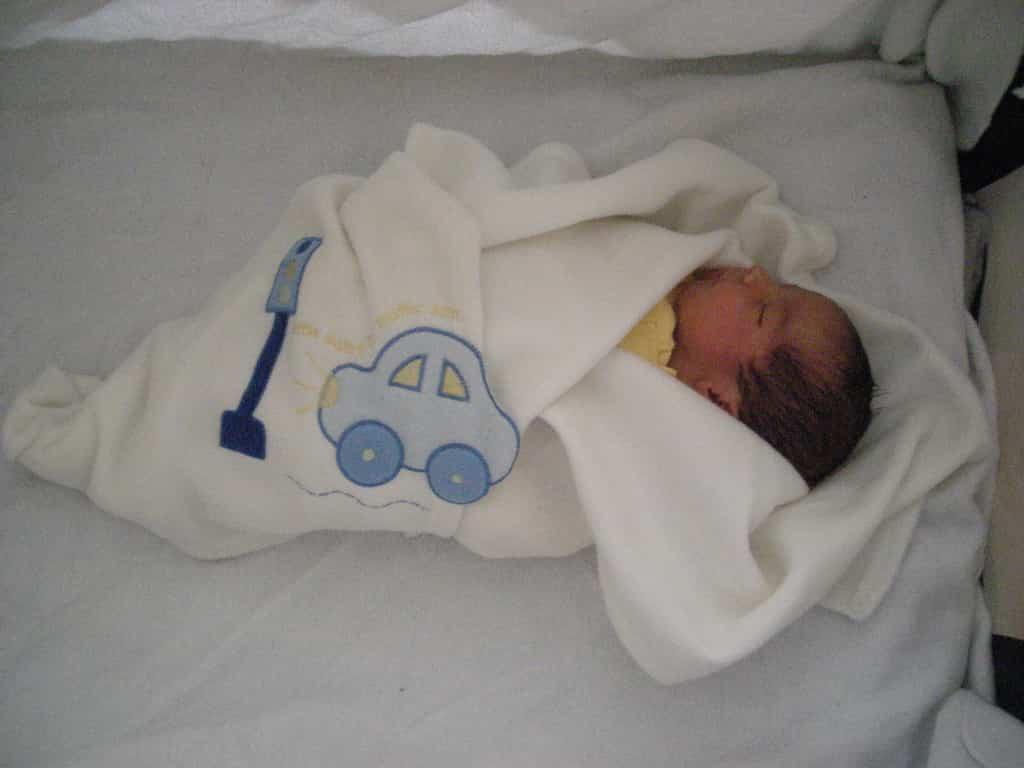 Una novedosa cuna para bebés prematuros