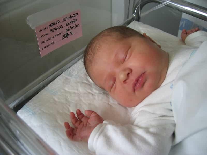 Tener un bebé prematuro