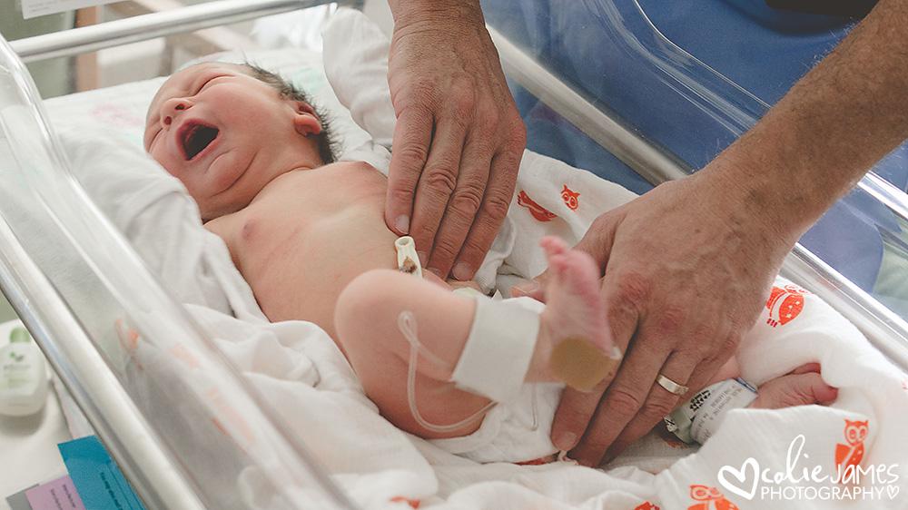 Cuidados cordón umbilical recién nacido