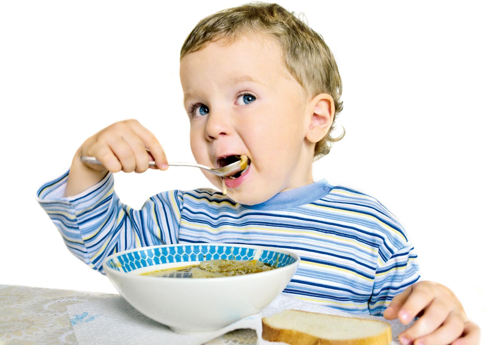 Abrir el apetito a un niño