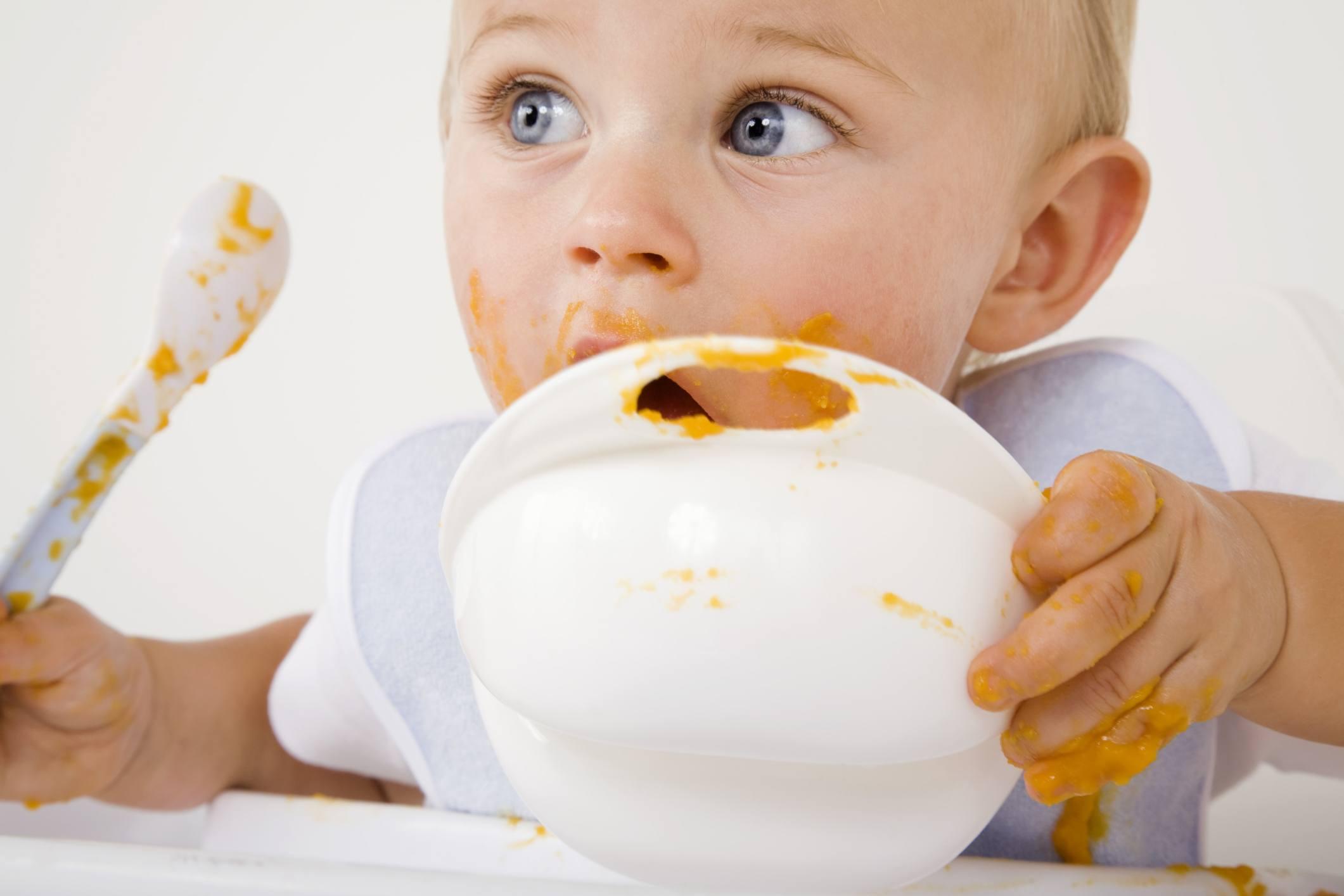 Bebés de 10 a 12 meses